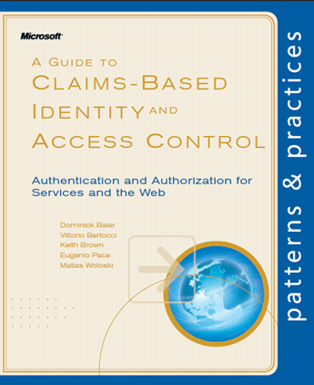 Claims Based Identity and Access Control